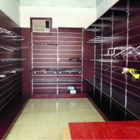 Slat wall and accessories