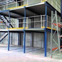 Structural Mezzanine 4