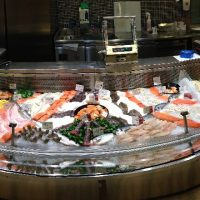 refrigerated-fish-display-counter