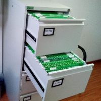 Filing Cabinet 4 drawer Sample picture